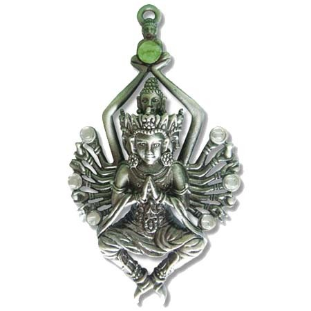 BD03 Dharma Charm, Blessed Embrace