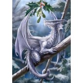 AN11 Anne Stokes, Snow Dragon