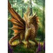 AN16 Anne Stokes, Friendly Dragon