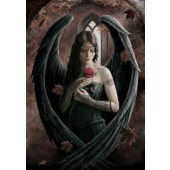AN36 Anne Stokes, Angel Rose