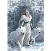 AN48 Anne Stokes, Winter Guardians