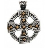 Runic Celtic Cross uit de Nordic Lights serie