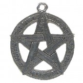 CS12 Celtic Sorcery, Runestar Pentagram