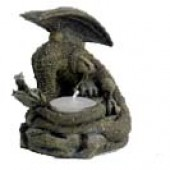 PC12 Poly Dragon Candle 2