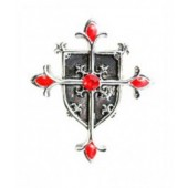 alismans of the Knights Templar, Shield Cross